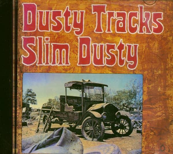 Dusty Tracks (CD)