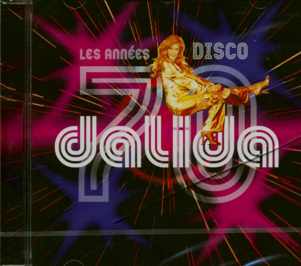 Les Annees Disco (CD Album)