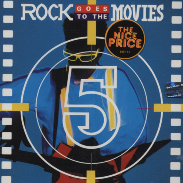 Vol.5, Rock Goes To The Movies
