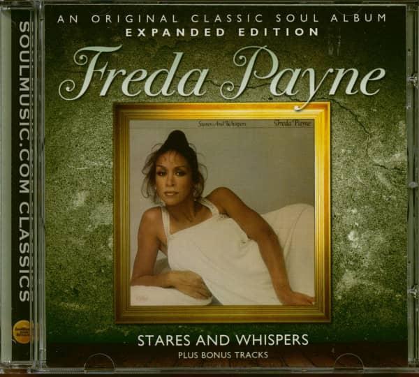 Stars & Whispers (CD)