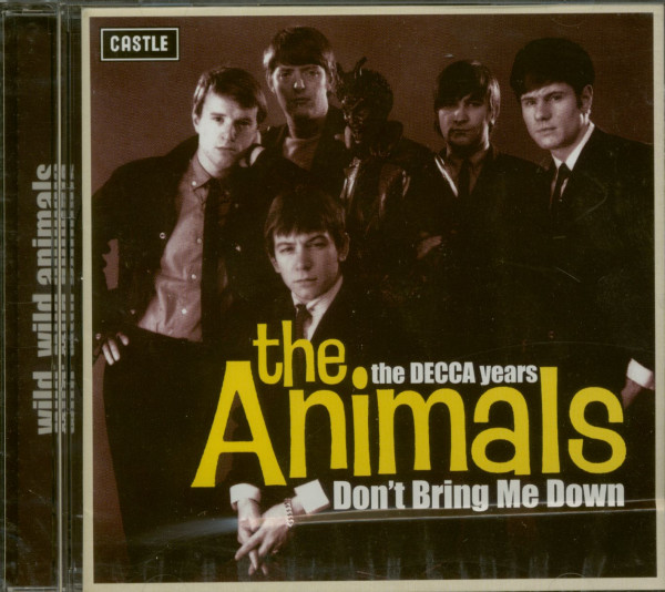 Don't Bring Me Down - The Decca Years