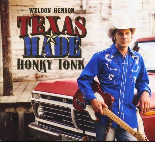 Texas Made Honky Tonk (CD)