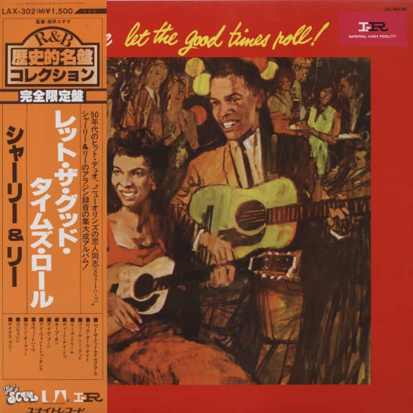 Let The Good Times Roll (Japan Vinyl-LP)