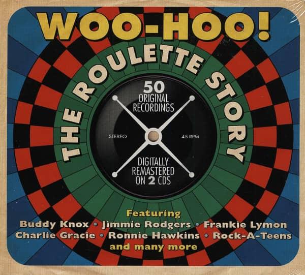 Woo-Hoo! - The Roulette Story (2-CD)