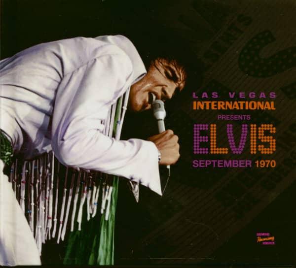 Las Vegas International: September 1970 (2-CD)