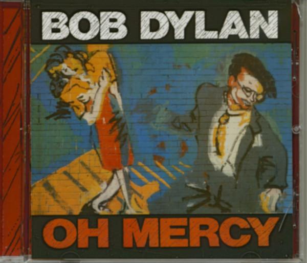 Oh Mercy (CD)