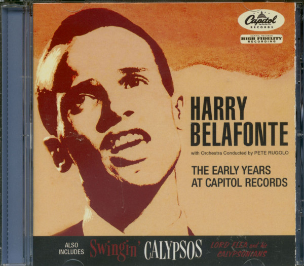 Early Years At Capitol...plus (CD)