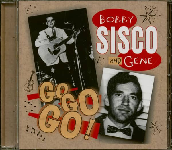 Bobby & Gene Sisco - Go Go Go ! (CD)