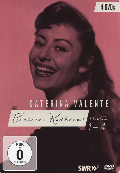 Bonsoir, Kathrin! 1957-58 Folge 1-4 Sammelbox (4-DVD)