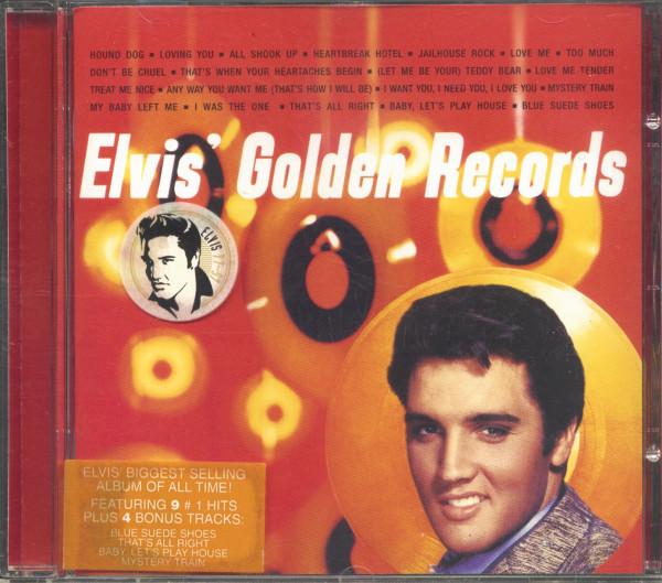 Elvis' Golden Records Vol.1 (CD)