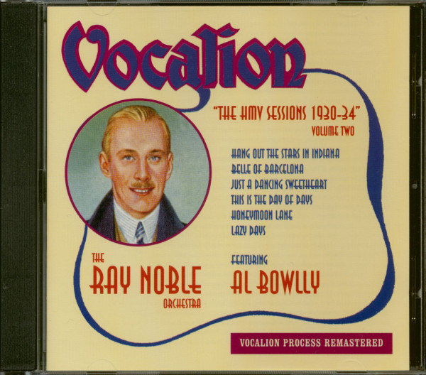 The HMV Sessions - Volume Two 1930-34 (CD)