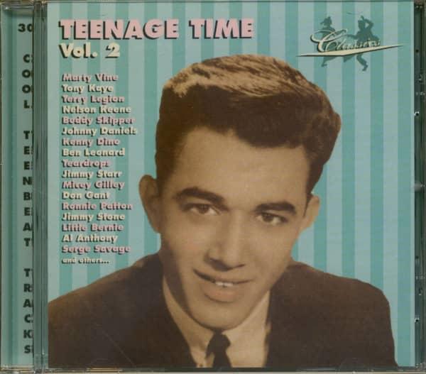 Teenage Time Vol.2 (CD)