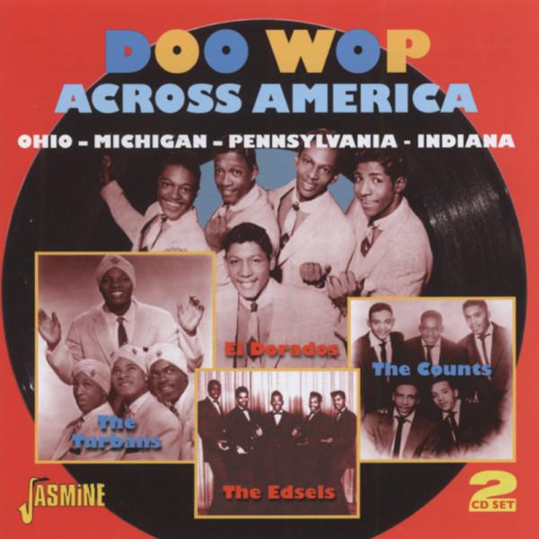 Doo Wop Across America (2-CD)