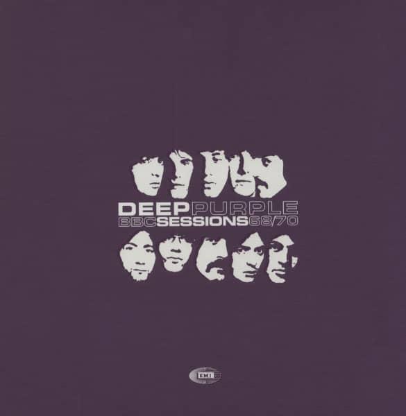 BBC Session 68 - 70 (2-LP - 2-CD)Box