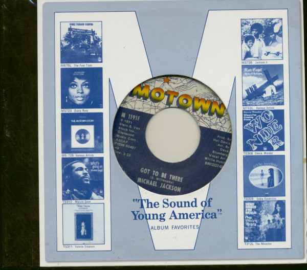 Complete Motown Singles Vol.11B 1971 (5-CD and bonus 45rpm)