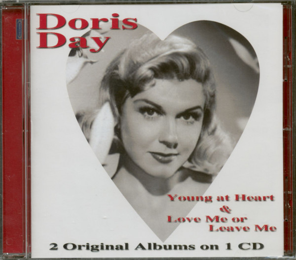 Young At Heart & Love Me Or Leave Me (CD)