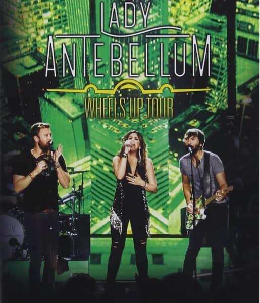 Wheels Up Tour 2015 (CD+DVD)