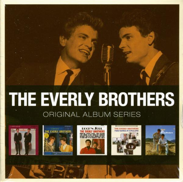 Original Album Series (5-CD Slipcase)