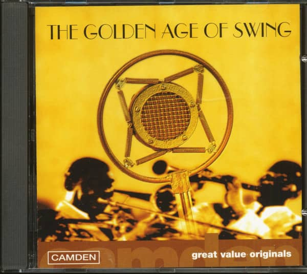 The Golden Age Of Swing (CD)