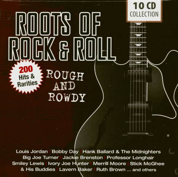 Roots Of Rock & Roll (10-CD)