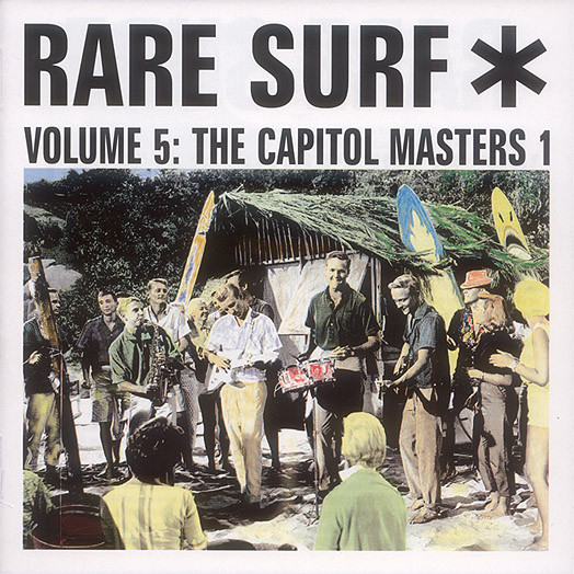 Rare Surf Vol.5 - The Capitol Masters