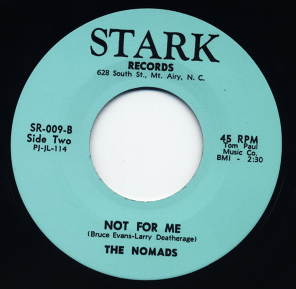 How Many Times - Not For Me 7inch, 45rpm