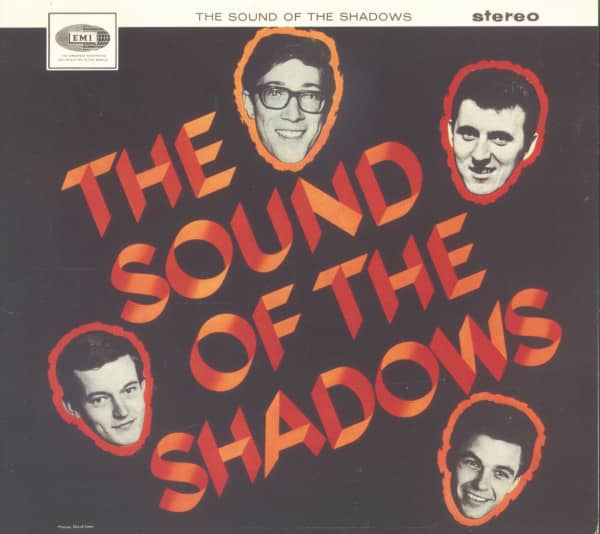 The Sound Of The Shadows (CD)