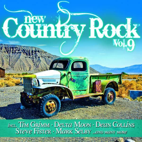 New Country Rock Vol.9