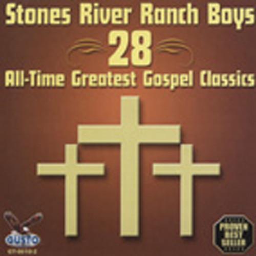 28 All Time Gospel Classics - Instrumental
