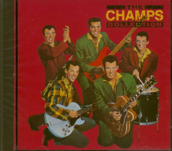 The Champs Collection (CD)