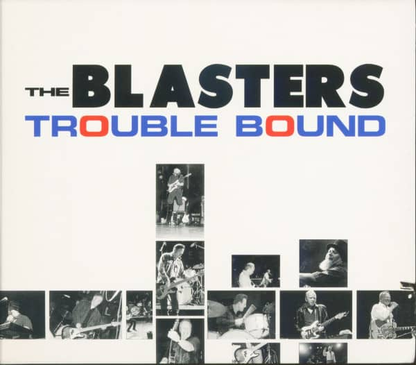 Trouble Bound (CD, Cut-Out)