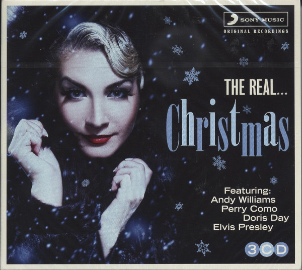 The Real...Christmas (3-CD)