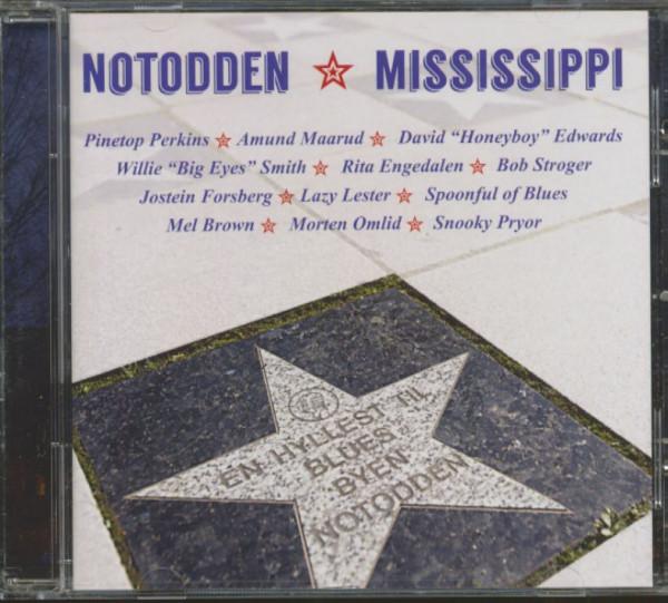 Notodden - Mississippi (CD)