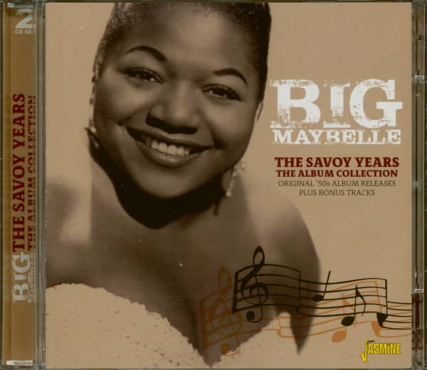 The Savoy Years - The Album Collection Plus Bonus Tracks (2-CD)