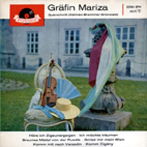 Gräfin Mariza - Querschnitt 1965 7inch, 45rpm, EP, PS