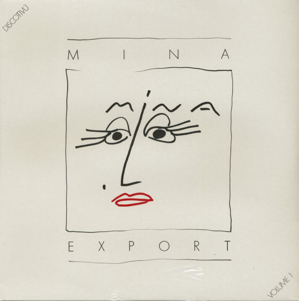 Mina - Export Vol.1 (LP)