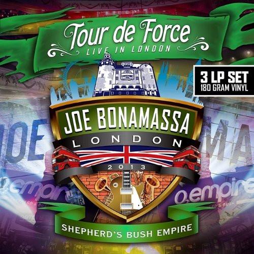 Tour De Force: Live At Shepherd's Bush Empire
