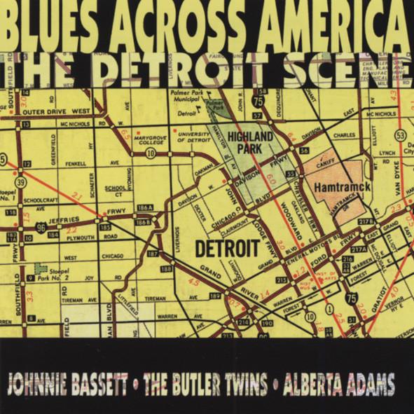 Blues Across America - The Detroit Scene
