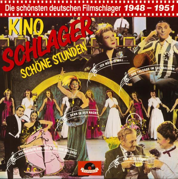 Kino Schlager - Schöne Stunden - 1948-1951 (LP)