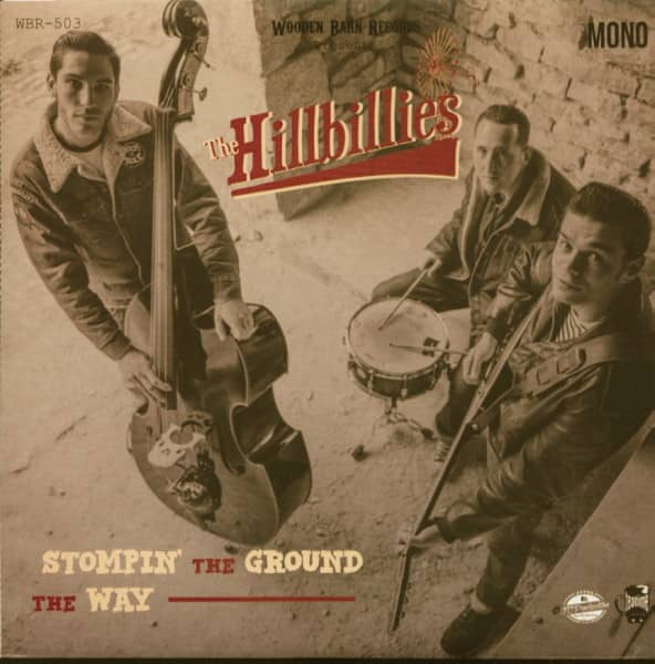 Stompin' The Ground - The Way (7inch, 45rpm, PS, Ltd.)