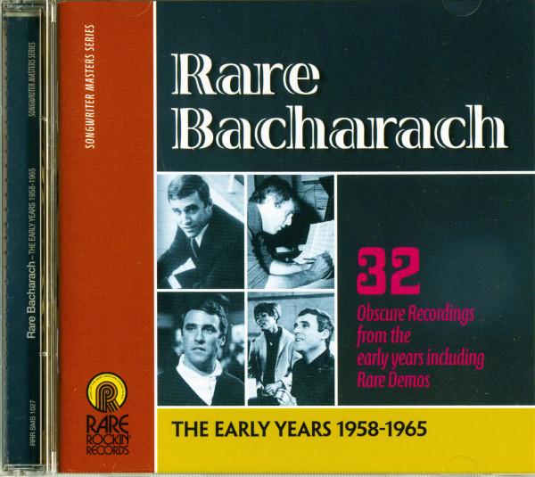Rare Bacharach - The Early Years 1958-65