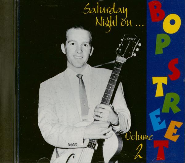 Saturday Night On Bop Street Vol.2 (CD)