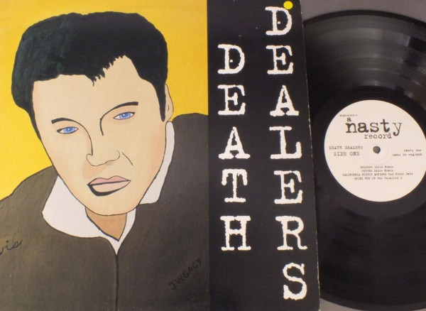 Death Dealers (LP)