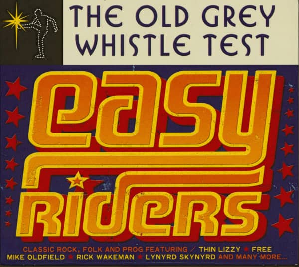 Easy Riders - The Old Grey Whistle Test BBC Series (CD)