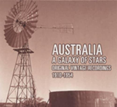 Australia - A Galaxy Of Stars 1910-54 (3-CD)