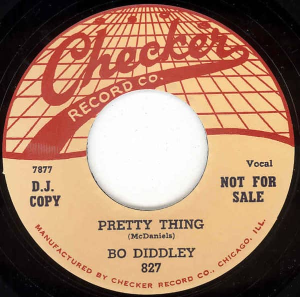 Pretty Thing - Bring It To Jerome (7inch, 45rpm)