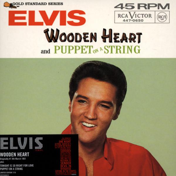 18 UK #1s - Wooden Heart