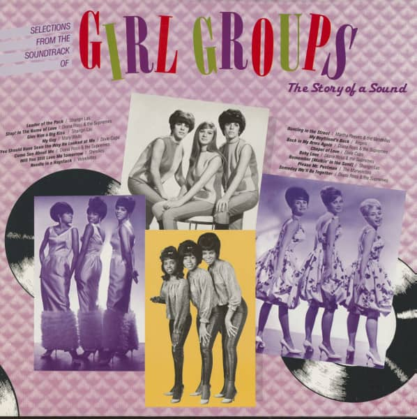 Girl Groups - The Story Of A Sound (LP)
