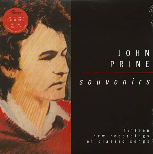 Souvenirs - Fifteen New Recordings Of Classic Songs (2-LP, 180g Vinyl, Ltd.)