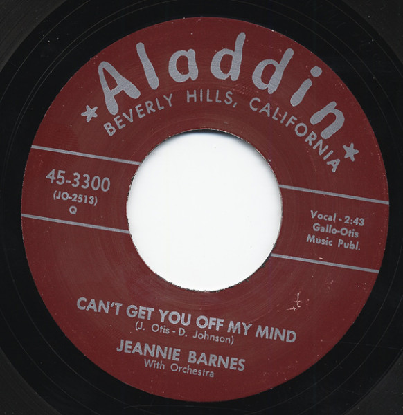 Can't Get You Out Of My Mind - John, John 7inch, 45rpm